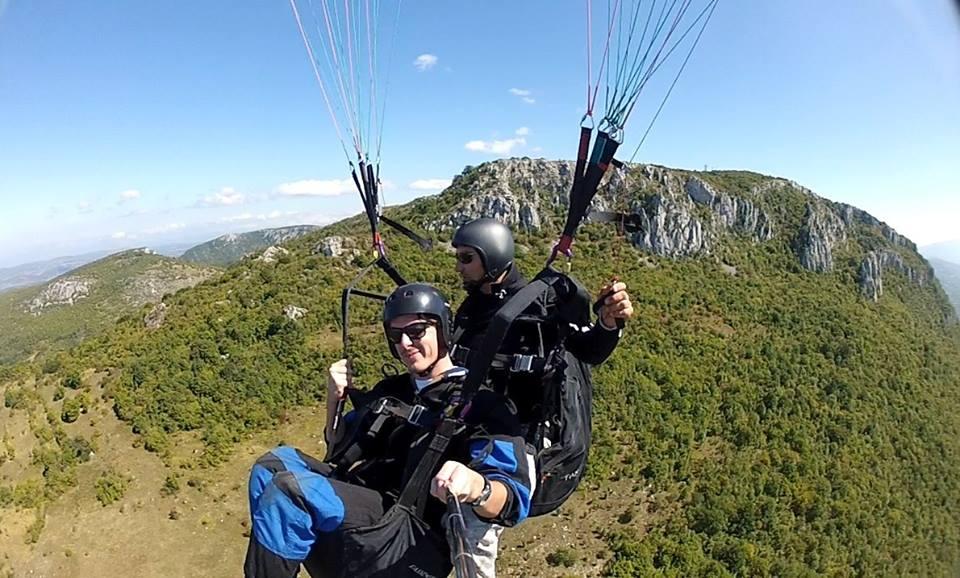 Paragliding Niska Banja