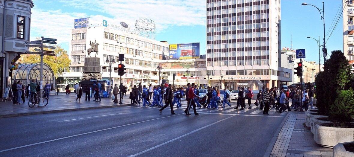 City Walking Tour