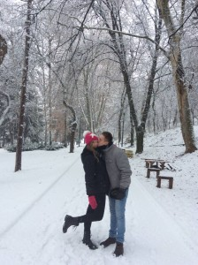 Daniela & Luis from Kosice