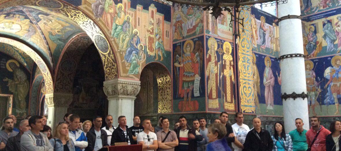 Oplenac Monastery