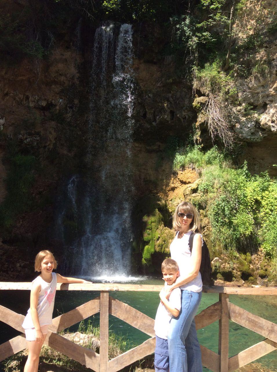 Jelena, Mila and Luka from USA